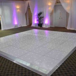 DanceFloor White LED